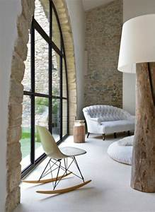 Mur De Pierre Intérieur Prix : le mur en pierre apparente en 57 photos ~ Premium-room.com Idées de Décoration