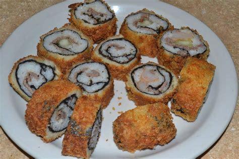 Cómo Hacer Sushi Empanizado