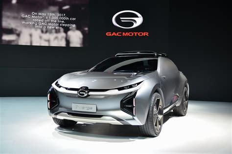 China's Gac Returns To Detroit Auto Show With Ga4 Sedan