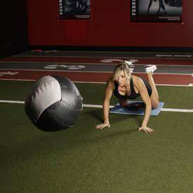 Medicine-ball Exercises & Medicine-ball Workouts