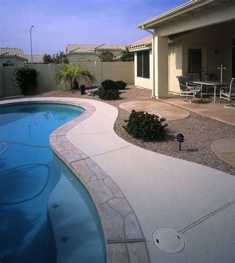 Pool Deck Resurfacing Az by Acrylic Lace Pool Deck Repair Az Creative Surfaces 480