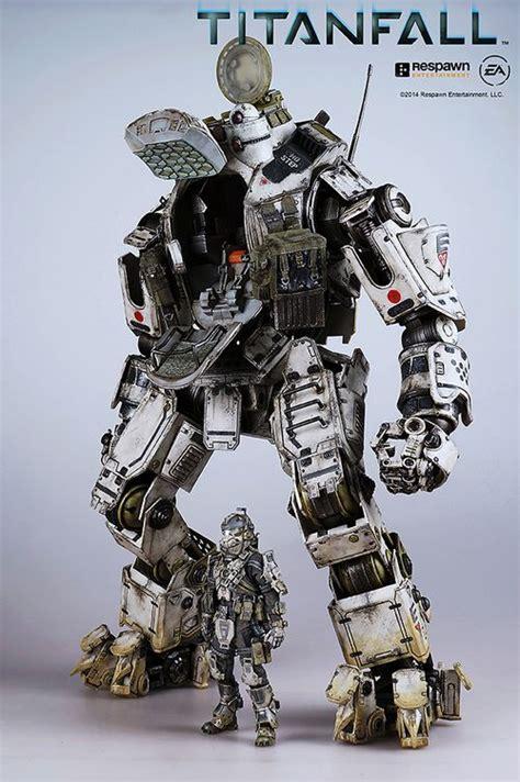 titanfall atlas mecha robot sci fi and