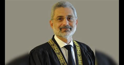 FBR humiliated my wife, Justice Faez Isa tells SC - Global ...
