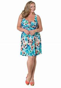 summer dresses for curvy women - Dress Yp