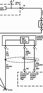 Hall Effect Sensor Wiring For Crankshaft Position Sensor