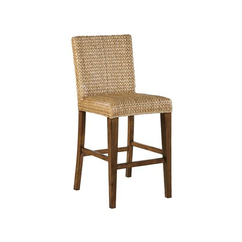 seagrass bar stool