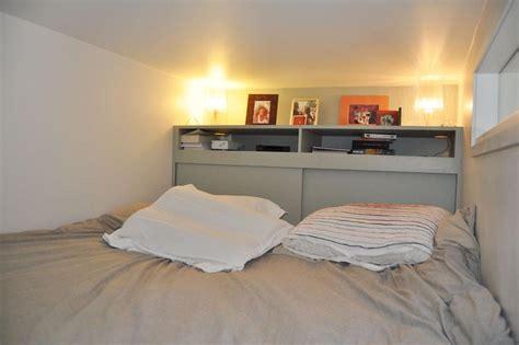 d馗o chambre parentale tete de lit avec rangement tete de lit