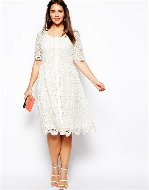 2014 Spring and Summer Plus Size Dresses - Real Women Have Curves Blog