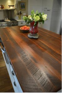 reclaimed wood kitchen islands