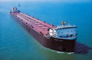 Great Lakes Cargo Ships