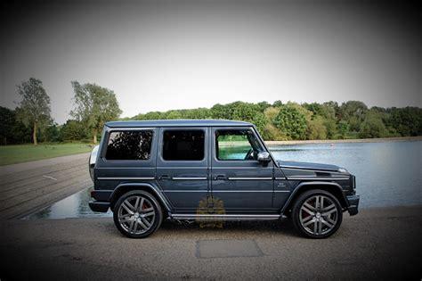 Mercedes Gwagon Amg Chauffeur & Wedding Car Hire