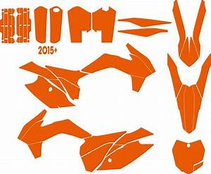 ktm sx xc 125 450f 13 15 template With motosport templates