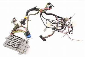 Dash Interior Wiring Harness  U0026 Fuse Box 81