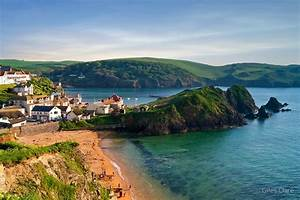 """""""Hope Cove, Devon, England"""" by Giles Clare Redbubble"""
