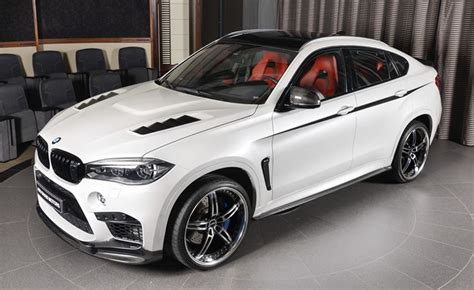 Don't Like the Urus? Check Out This Custom BMW X6M
