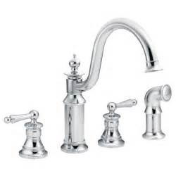 high arc kitchen faucets waterhill chrome two handle high arc kitchen faucet s712 moen