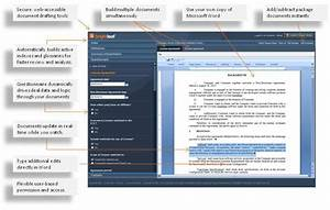 lawyers draft and collaborate from their ipads brightleaf With legal document automation