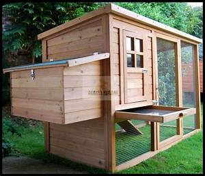 Rabbit Hutch Plan - WoodWorking Projects & Plans … Pinteres…