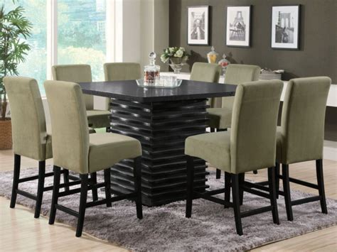 Modern Dining Room Sets As One Of Your Best Options. Sunrise Homes. Schluter Strips. 72 Fan. Nailhead Bar Stools