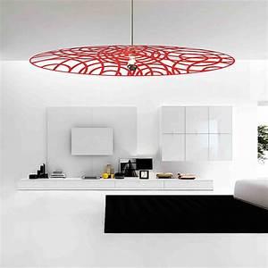 Lustre Suspension Design : lustre design crop circle boutique thomas de lussac ~ Teatrodelosmanantiales.com Idées de Décoration
