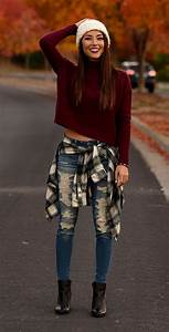 Cute Casual Fall Outfit Pictures Photos and Images for Facebook Tumblr Pinterest and Twitter