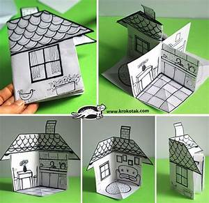 25+ best ideas about Paper houses on Pinterest | House ...