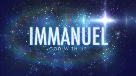 immanuel media national community church
