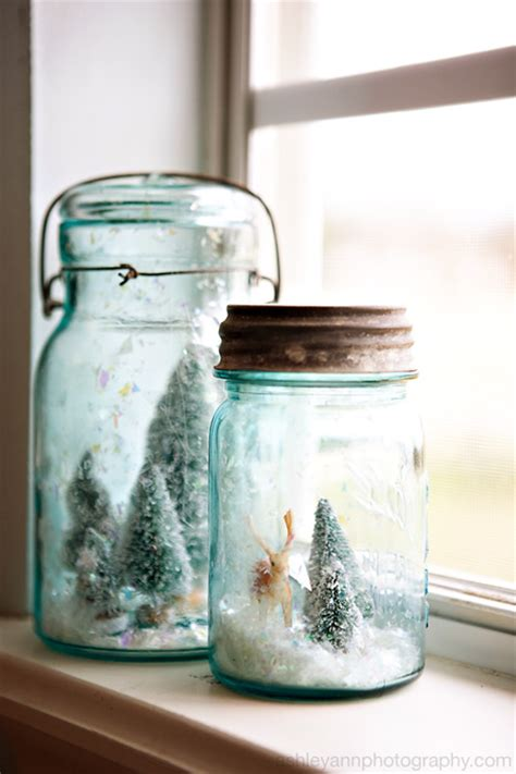 diy snowglobe snow globes wreaths how s that for a creative title 187 ashleyannphotography