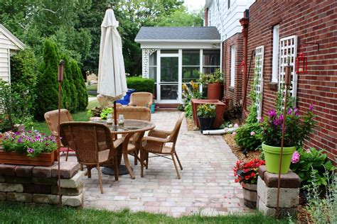 Minimalist Patio Ideas For Your Modern House