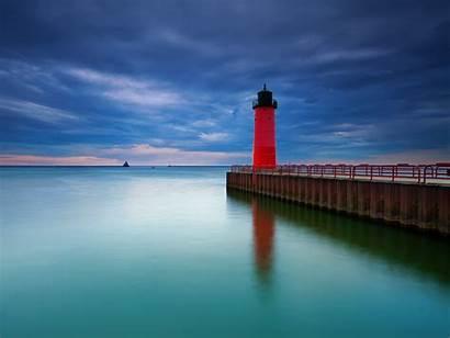Lighthouse Wallpapers Storm Lighthouses Clouds Desktops Pixelstalk