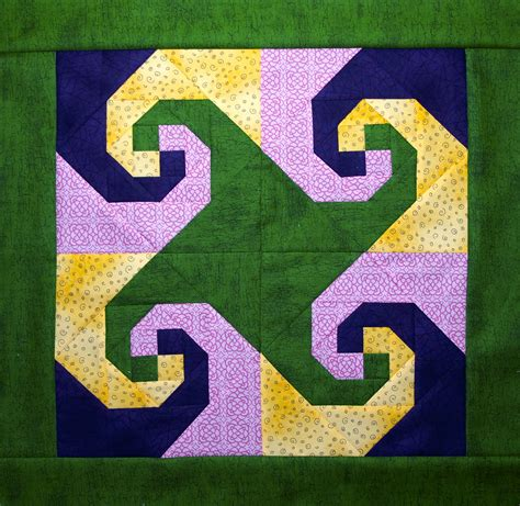 Designer Jen Going Talks Color by How To Use The Rectangle Tetradic Colour Scheme In Quilt