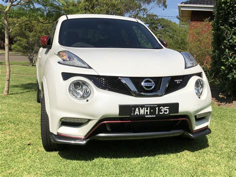 auto review  nissan juke rs nismo