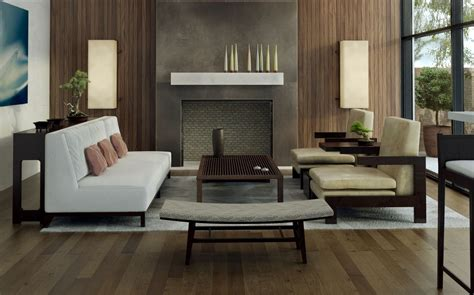 spacious modern living room interiors home decor and design