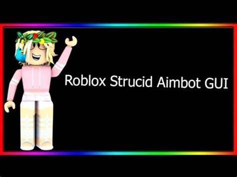 patched strucid aimbot  gui youtube