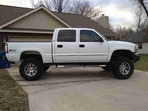 sell   gmc sierra slt  miles lifted  wheels edge performance loaded