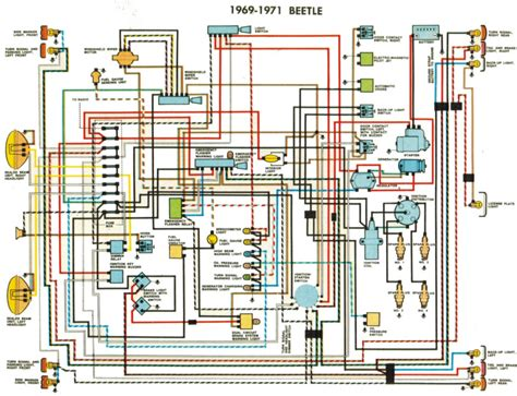 Beetle Battery Top Fuse Box Wiring Diagram