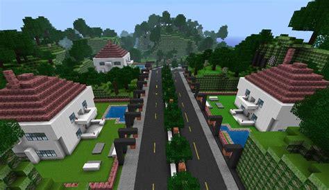 map moderncraftcity 1 7 3 minecraft