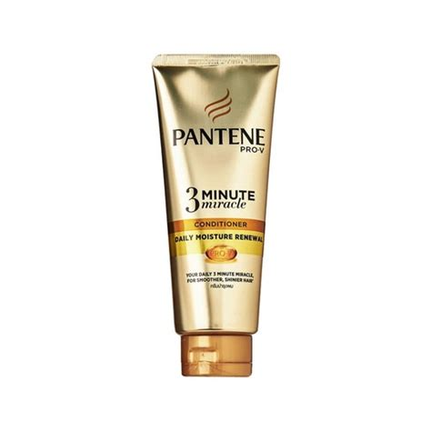 Harga Pantene Conditioner 3 Minute Miracle pantene pro v 3 minute miracle conditioner 180ml