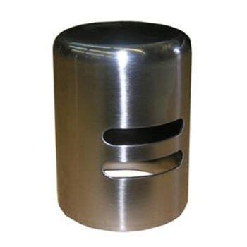 Lasco 30203SN Air Gap Cap   Satin Nickel   FaucetDepot.com