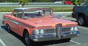 Ford And Edsel 1959