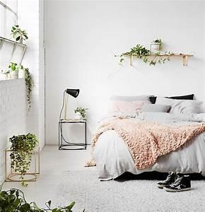 ide dco chambre cocooning cool ides pour une chambre With chambre bébé design avec plaid fleur