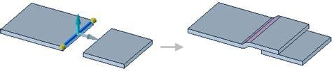 pulling sheet metal