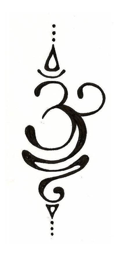 Tattoo Symbol Designs Om Tattoos Drawing Symbols