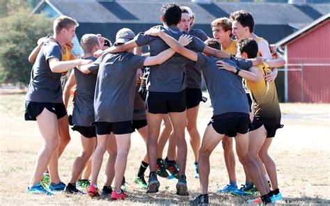 bryce johnson mens cross country pacific lutheran university athletics