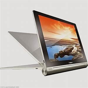 Lenovo Yoga 10 B8000 Tablet User Guide Manual