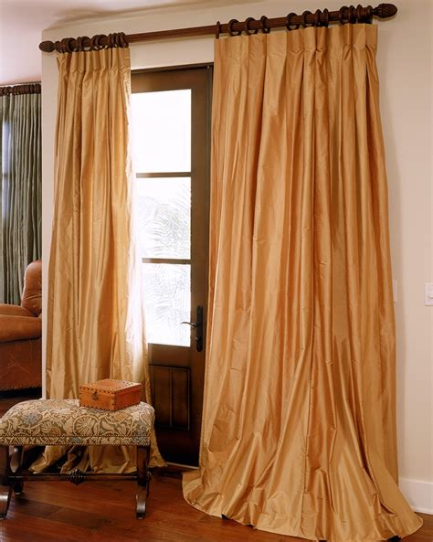Silk Drapes by Photos Of Our Custom Drapes At Drapestyle