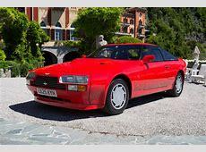 1986 1988 Aston Martin V8 Vantage Zagato Images