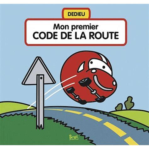 Mon Premier Code De La Route  Documentaires  Livres 810
