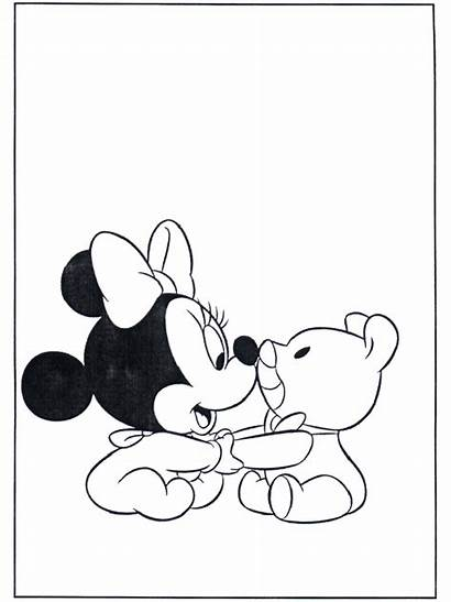 Minnie Mouse Mickey Funnycoloring Characters Advertisement
