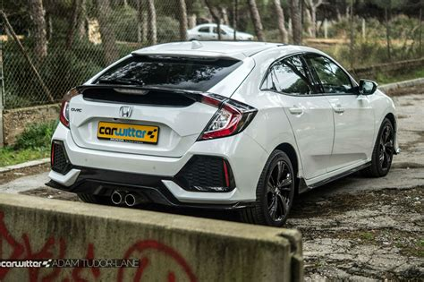Review Honda Civic Hatchback by New 2017 Honda Civic Hatchback Review Carwitter